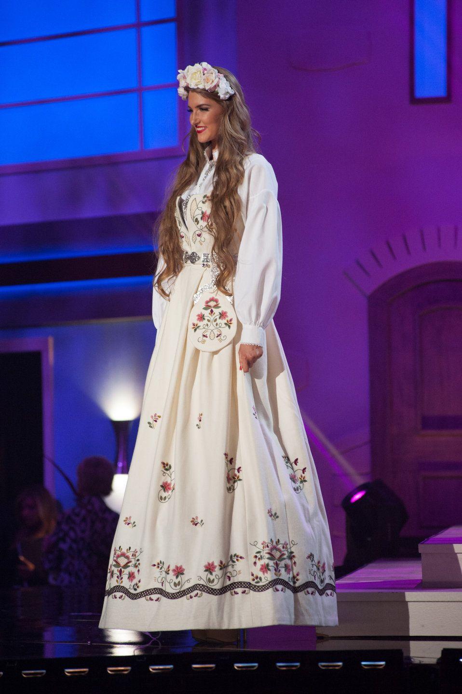 Contemporáneo Vestido De Novia Noruego Ideas Ornamento Elaboración ...