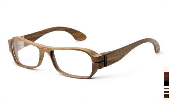hand made wooden eyeglass frames from herrlicht doobybraincom - Wooden Glasses Frames