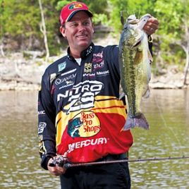 Kevin VanDam's 10 Favorite Fishing Spots