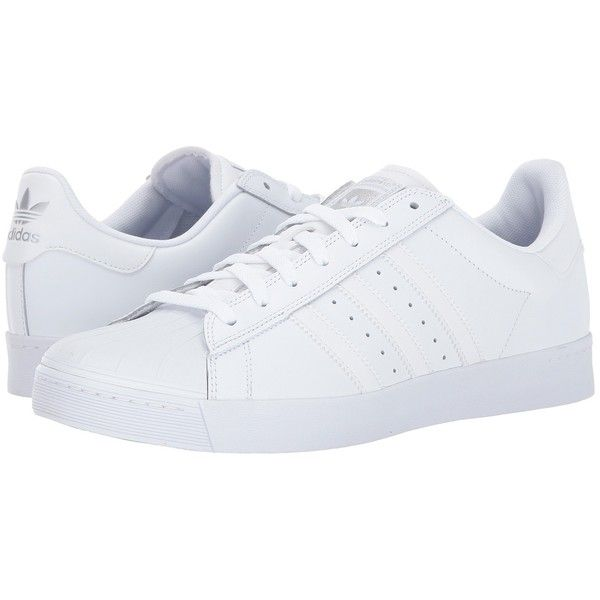 adidas Skateboarding Superstar Vulc ADV (Footwear White