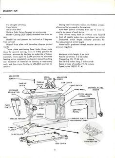 3 way toggle switch guitar wiring diagram singer 604 - 629 sewing machine service manual | machine ...