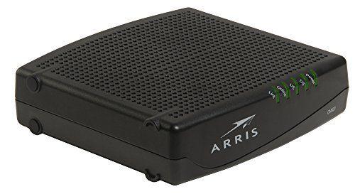 ARRIS CM820A Cable Modem DOCSIS 3.0 (Latest Version 1