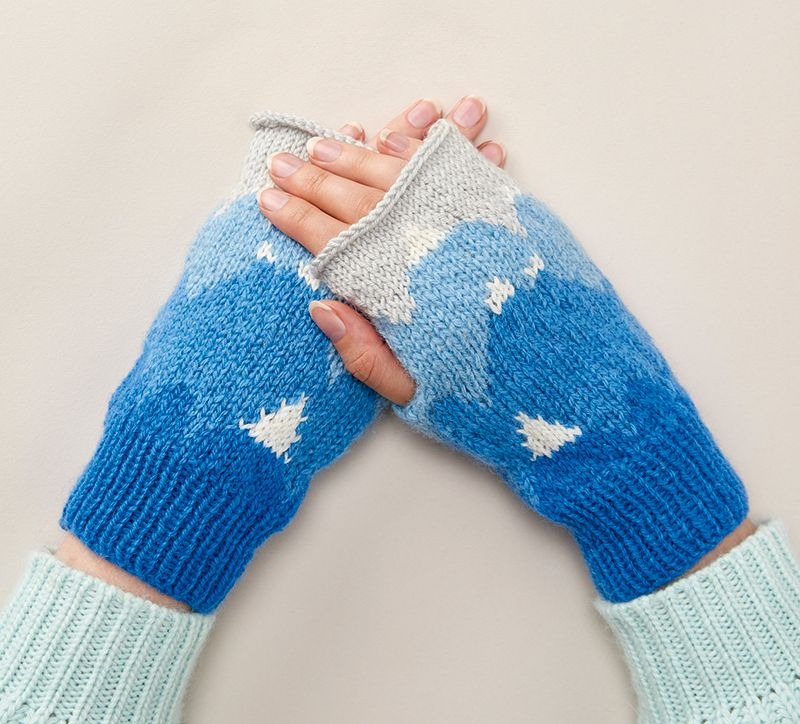 Keep cosy this winter with our free pattern and ...