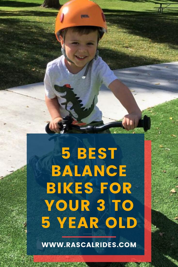 5 Best Balance Bikes For Your 3 To 5 Year Old Balance Bike Bike