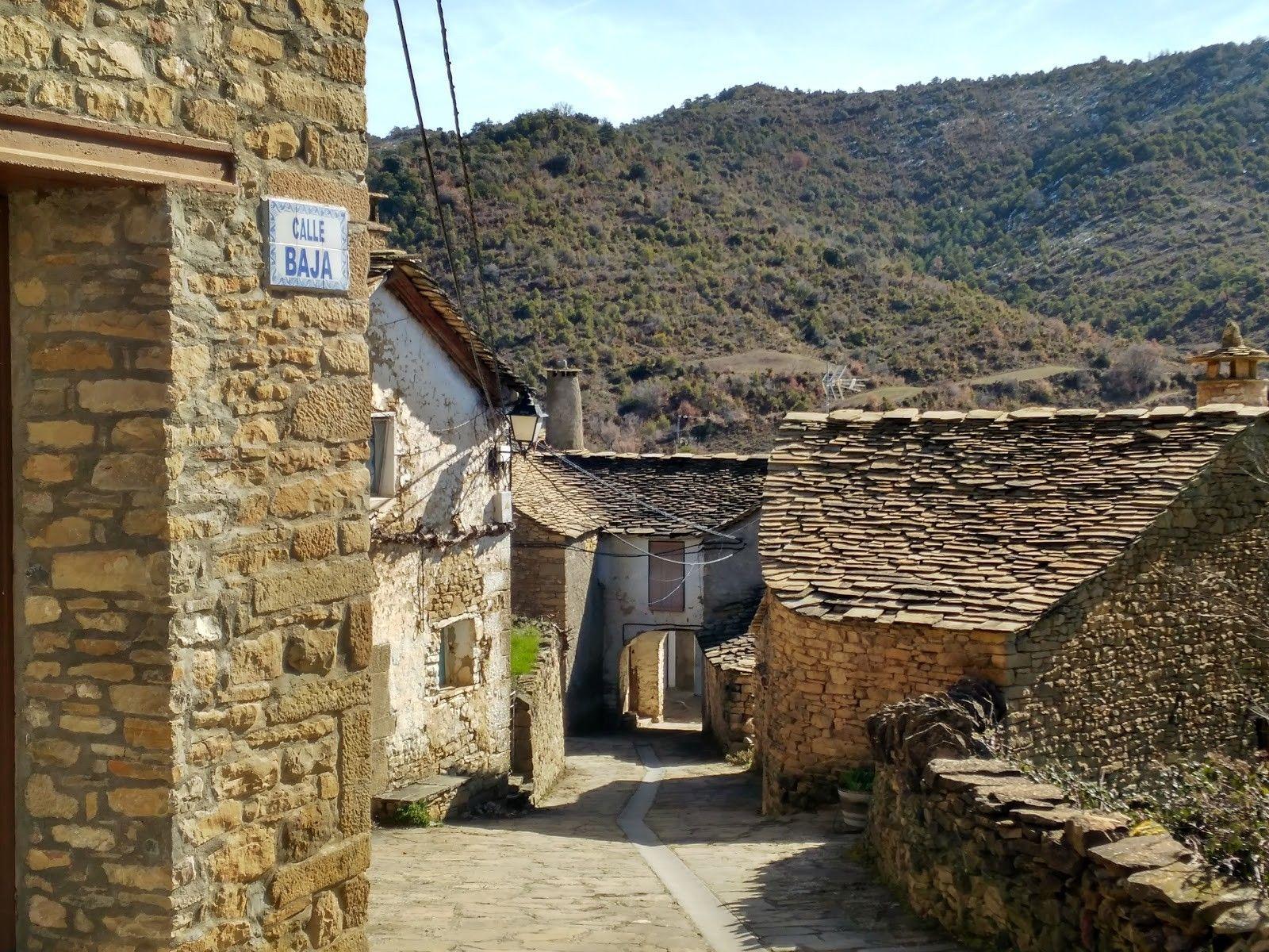 Botaya Es Una Localidad Española Perteneciente Al Municipio De Jaca En La Jacetania Provincia De Huesca Huesca Pueblos Con Encanto Andalucía