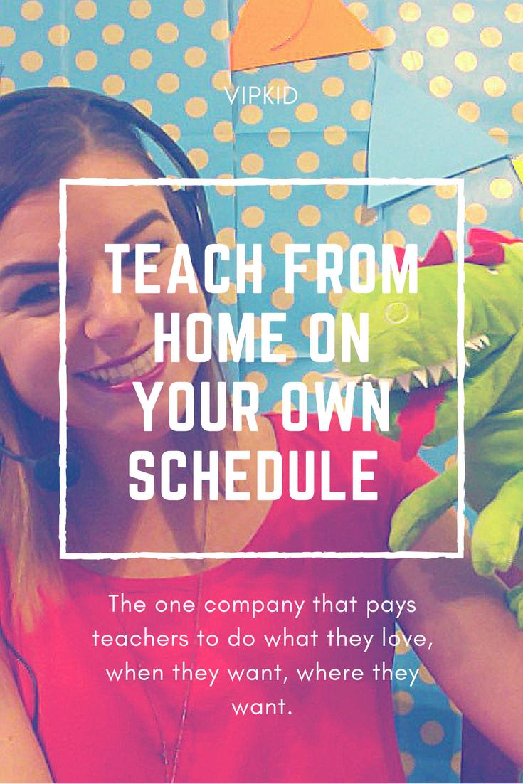 make money from hometeaching