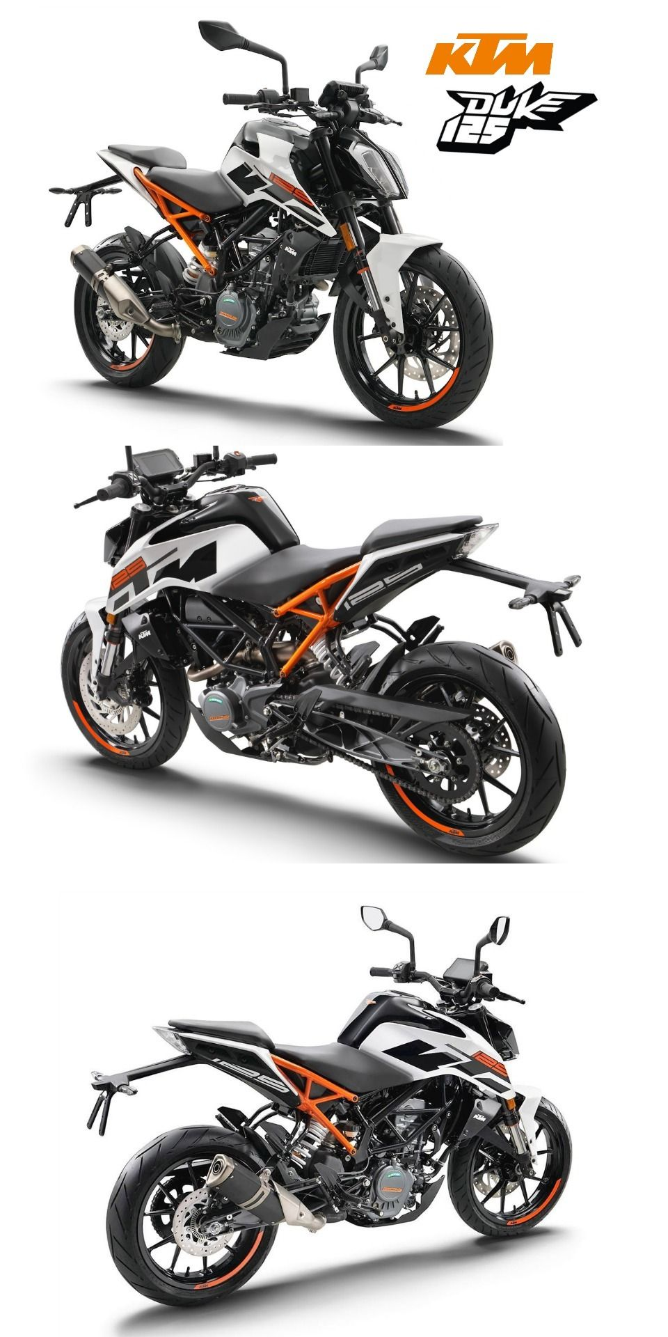 2017 All New Ktm Duke 125 The Best 125cc Bike In The World Ktm