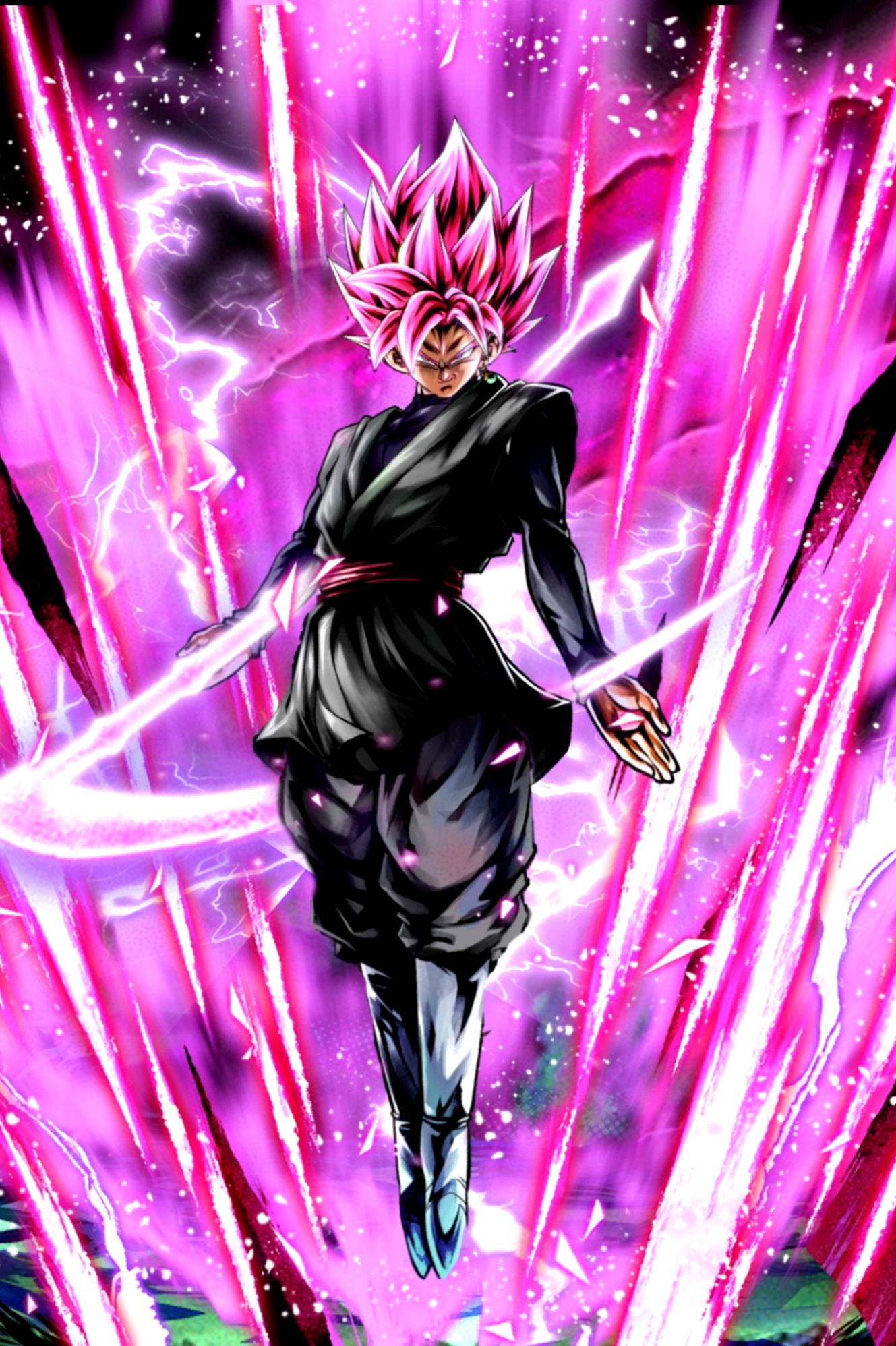 Goku Black Rose Anime Dragon Ball Super Dragon Ball Super Artwork Anime Dragon Ball Goku