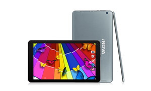 """iNova EX1080 8GB 10.1"""" Android Tablet with Keyboard Case"""