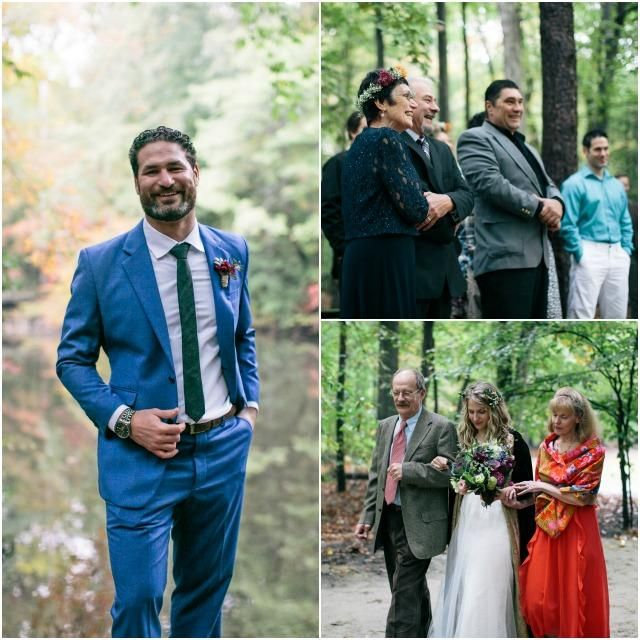 Camp Dark Waters Wedding In Medford New Jersey