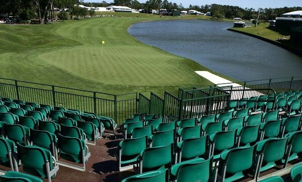 Image result for tpc sawgrass 18 stadium course