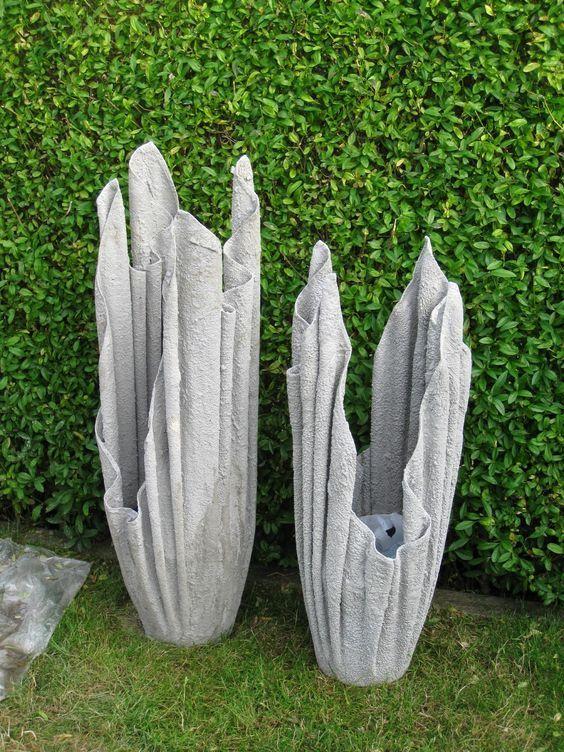 bildergebnis f r beton deko drau en gardening pinterest concrete cement and gardens. Black Bedroom Furniture Sets. Home Design Ideas