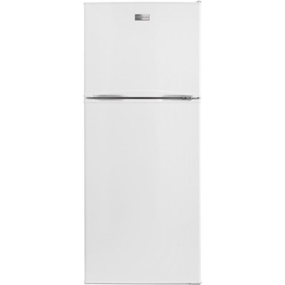 Frigidaire 11.5 cu. ft. Top Freezer Refrigerator in White   OFFICE ...