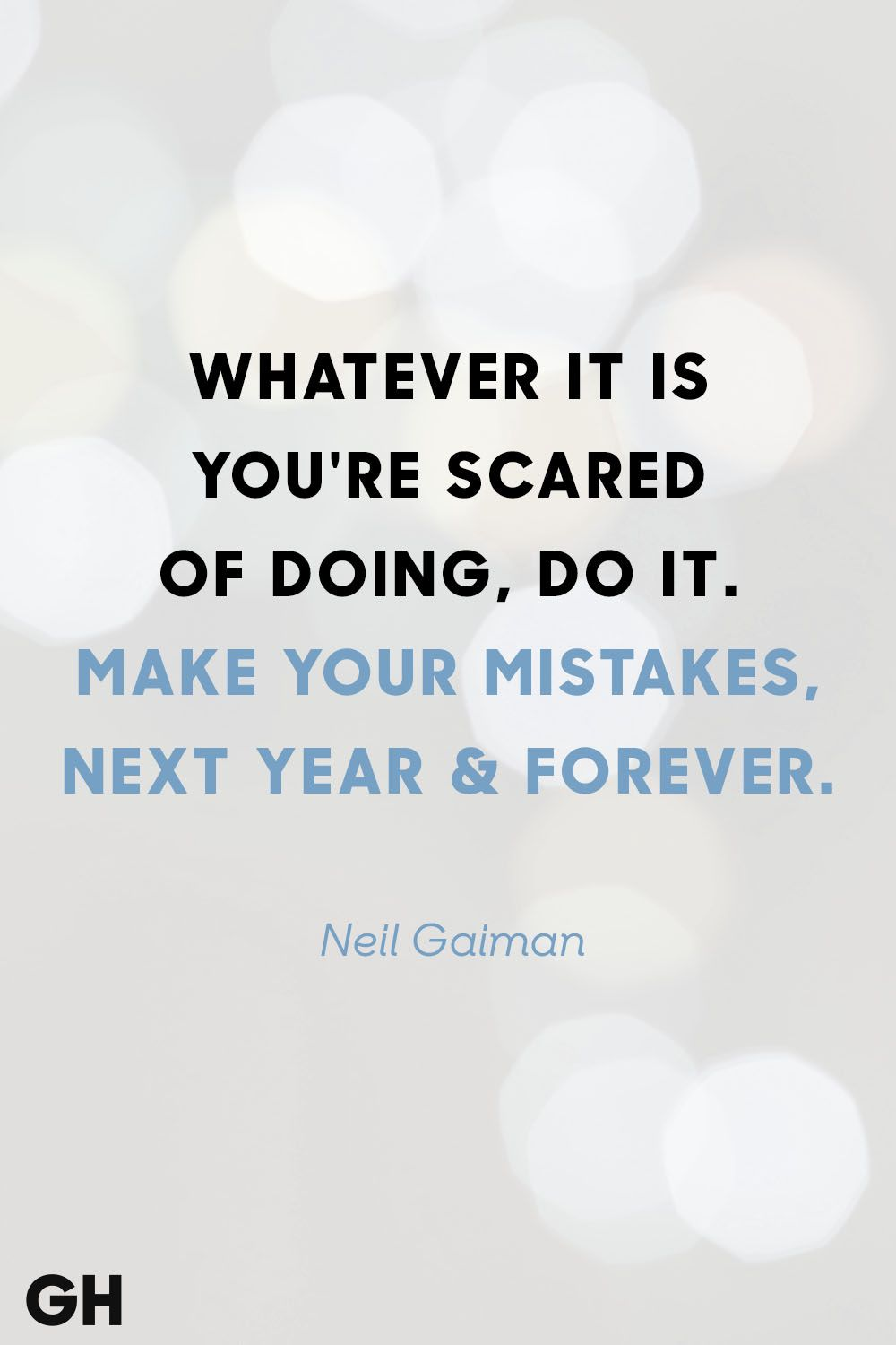 30 New Year\'s Quotes That Will Inspire a Fresh Start | Neil gaiman ...