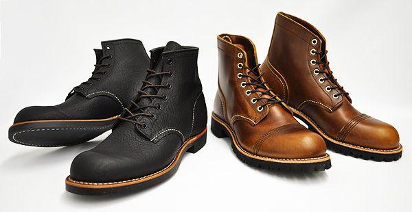 Iron ranger, Combat boots, Boots