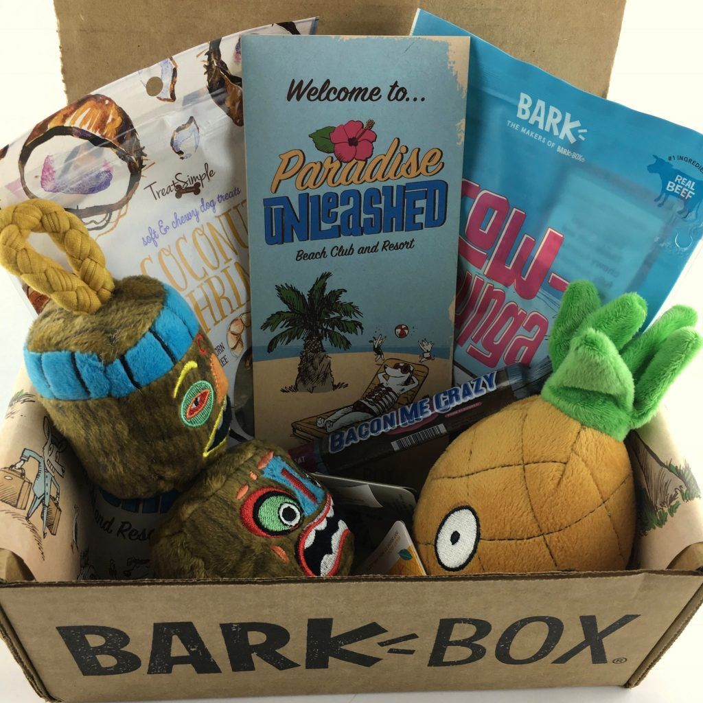 BarkBox Subscription Review + Coupon Code February 2018