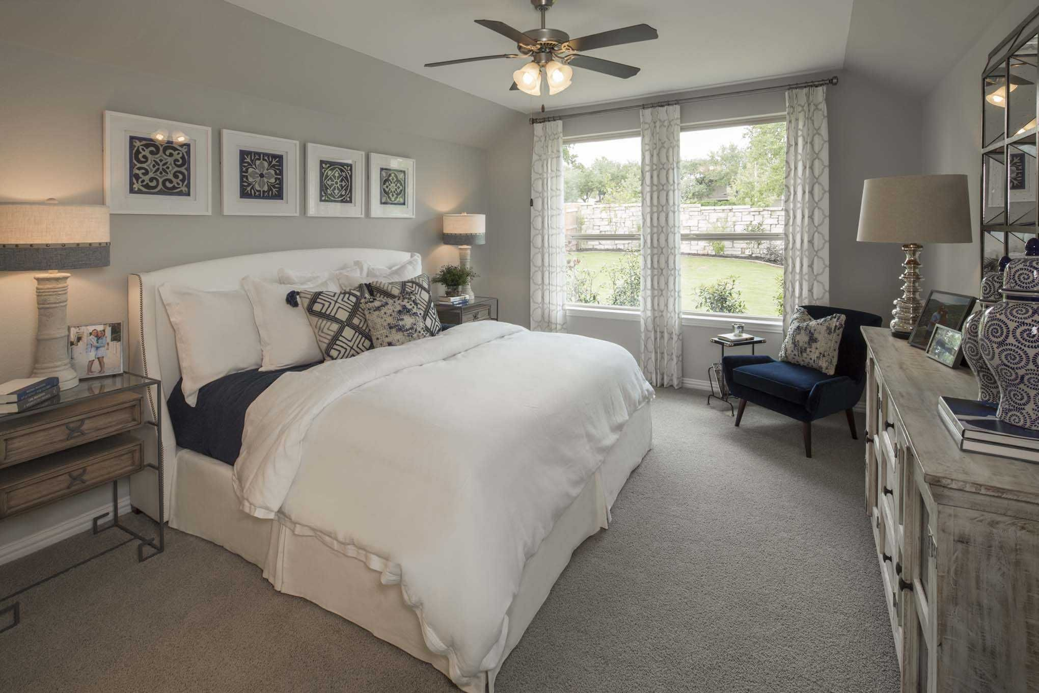 Prime Highland Homes Dorchester Model Home In Houston Texas Grand Home Interior And Landscaping Oversignezvosmurscom