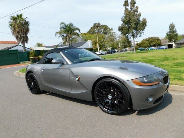2006 Bmw Z4 M Roadster With 20 Ac Schnitzer Type Iv Wheels With
