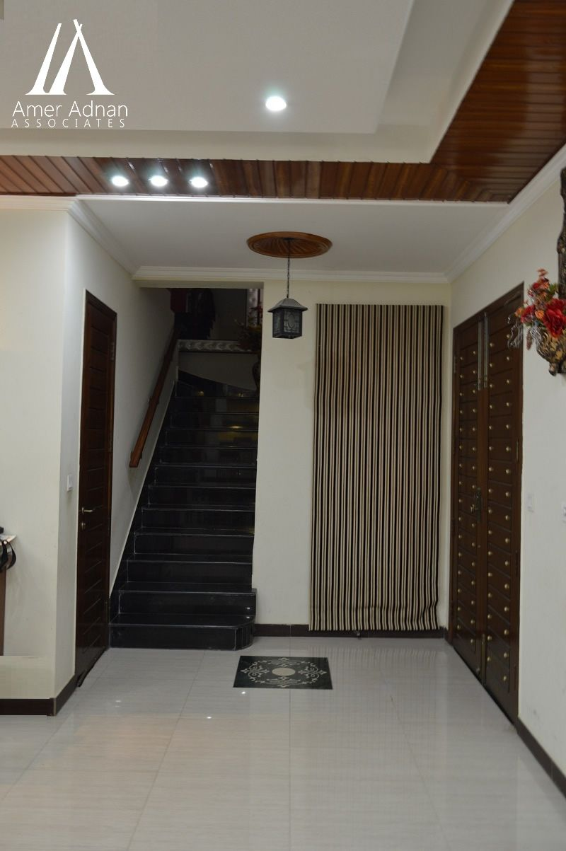 Ground Floor Interior Designed By Aaa In Dha Lahore Pakistan