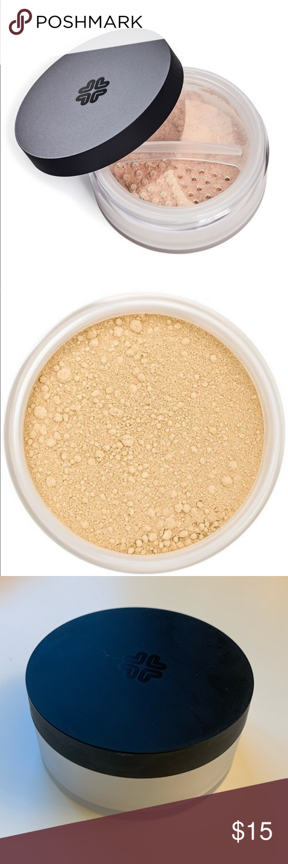 Lily Lolo Mineral Foundation - Butterscotch Used twice. Lily Lolo Makeup Foundation #lilylolo Lily Lolo Mineral Foundation - Butterscotch Used twice. Lily Lolo Makeup Foundation #lilylolo