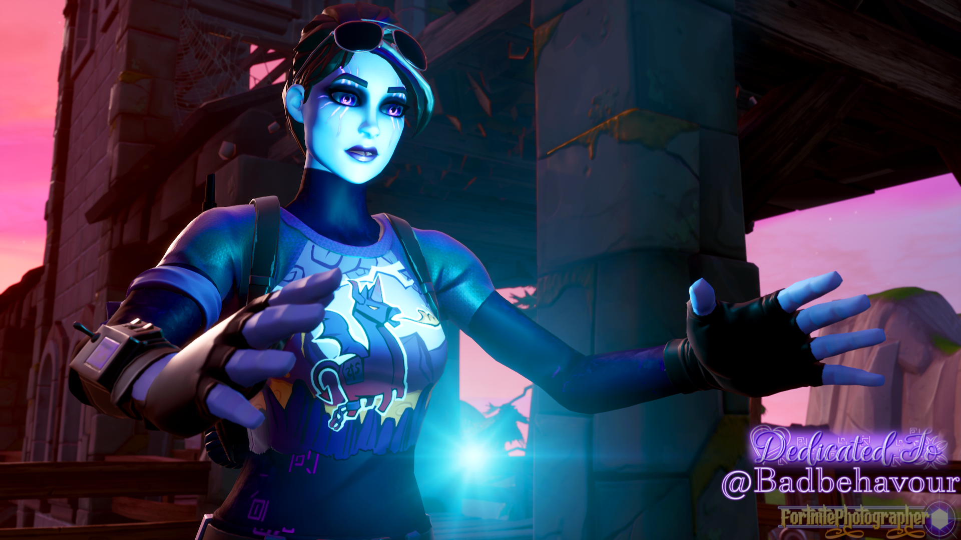Darkness Prevails Today Is Your Day Badbehavour On Twitter Thanks For The Huge Support Im Glad You Are P Funny Iphone Wallpaper Epic Games Fortnite Art