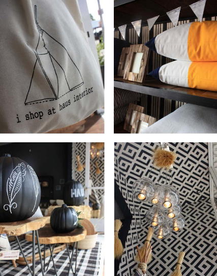 """HELLO NINA, page 60 at www.curiomag.co.uk/magazine  """"Nina Freudenberger is a bi-coastal charmer with a thriving interior design business and owner of Haus Interior, chic shops with an effortlessly cool vibe with locations in Nolita and Los Angeles""""."""