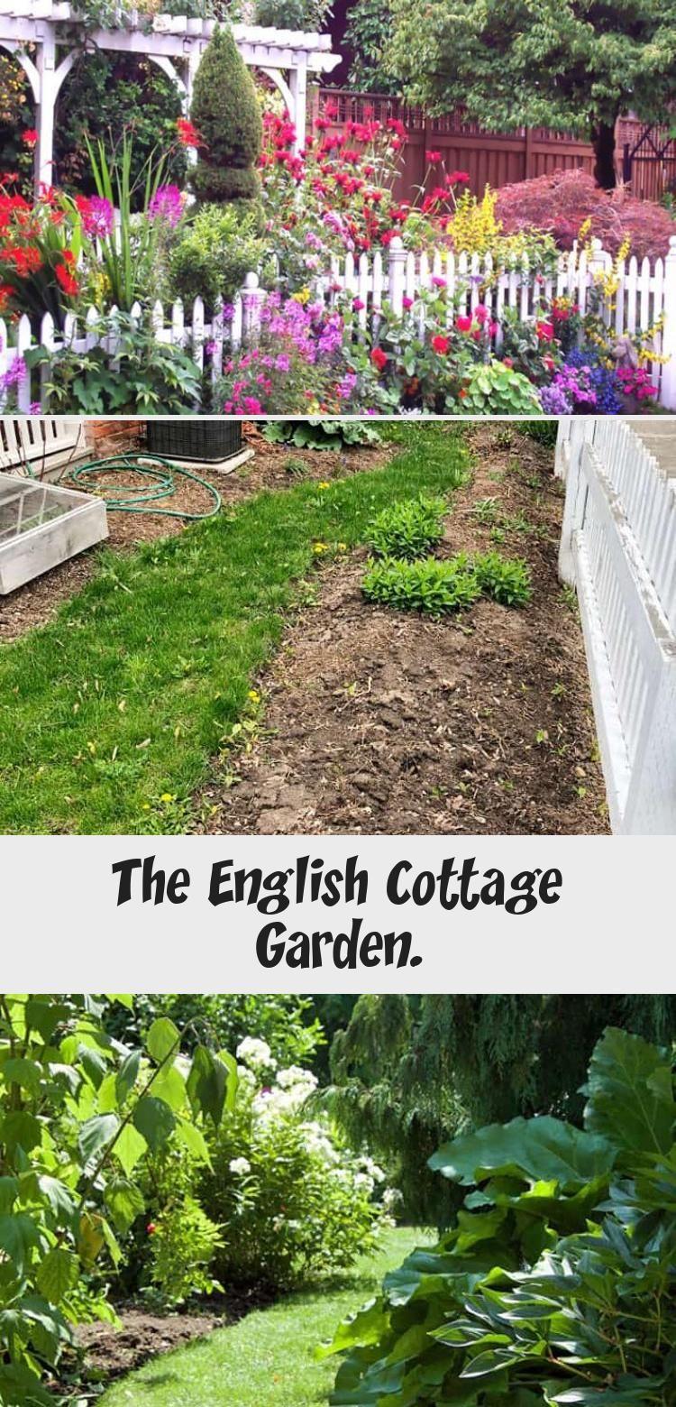 The English Cottage Garden Decor Cottage Garden English Cottage Garden Fall Garden Decor