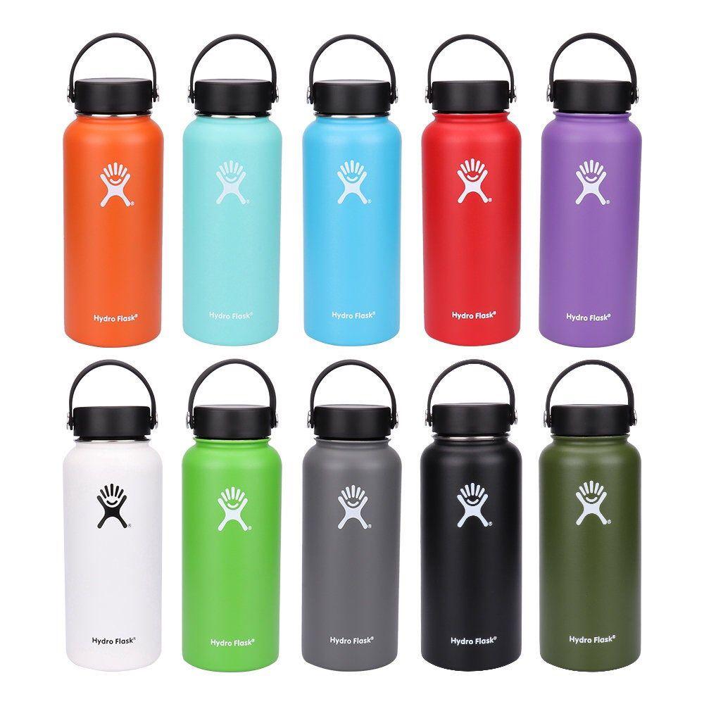 Water Bottle Sports Bottle Hydro Flask Stainless