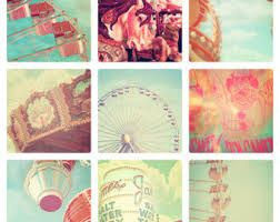 pastel carnival party