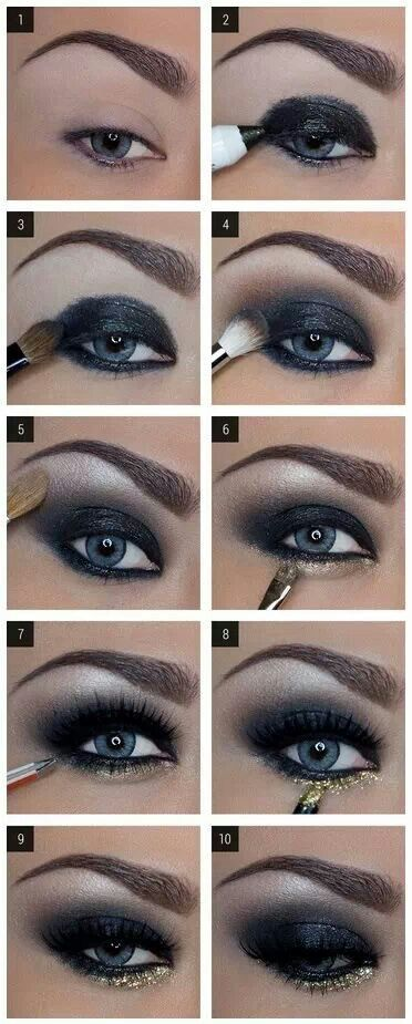 15 Hair Ideas You Need to Try This Summer. Dark Eye MakeupMakeup ...