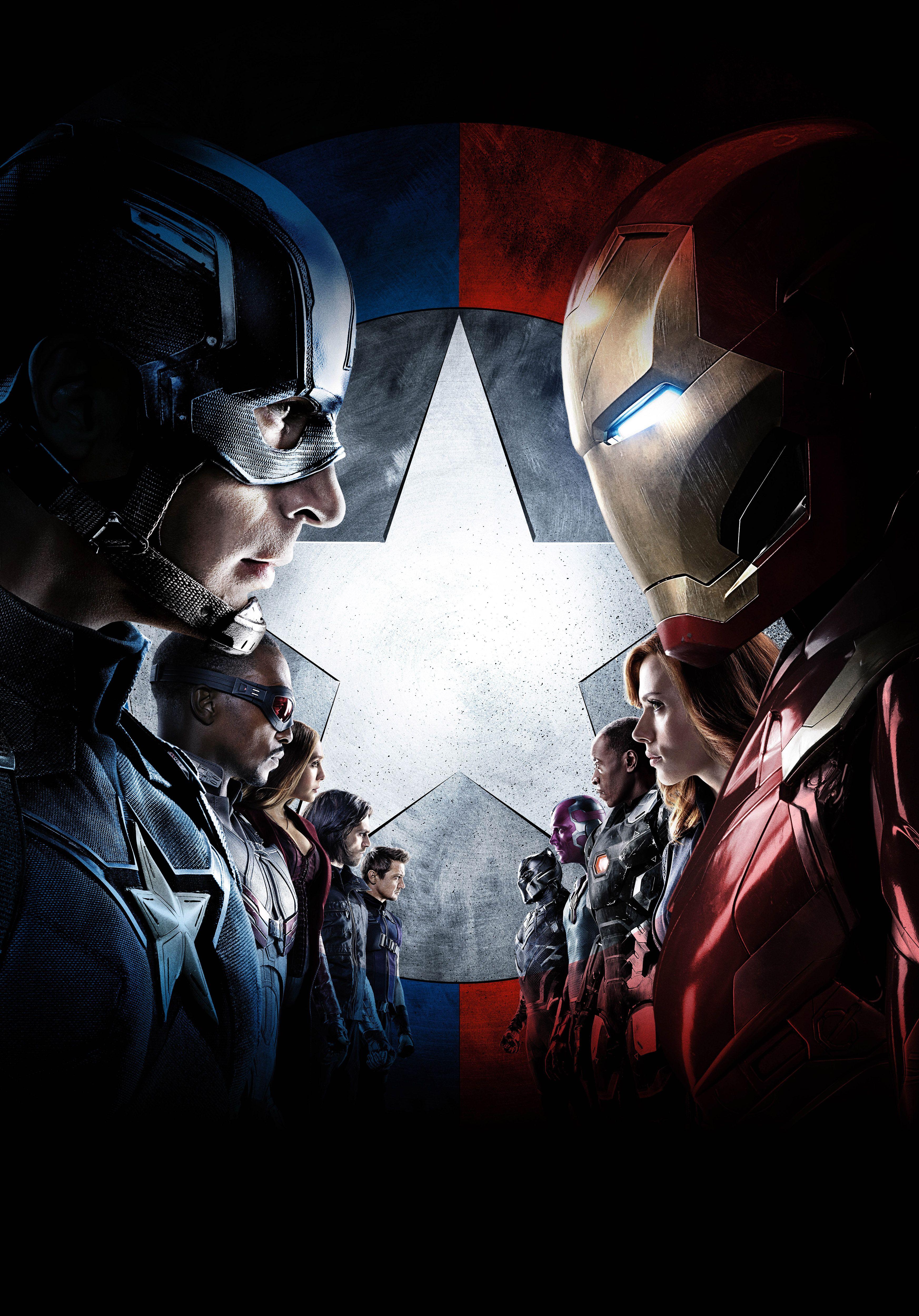 Captain america civil war   Marvel background, Marvel wallpaper ...
