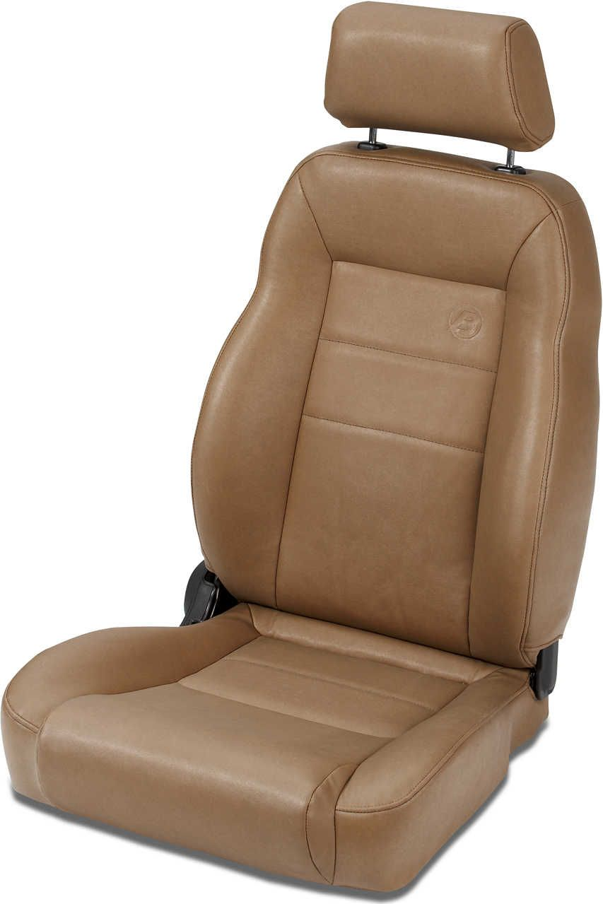 Bestop Trailmax Ii Pro Front Driver Seat In Fabric For 76 06 Jeep