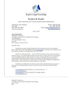 Stephen Kaplitt Cease And Desist Response Letter Hilarious