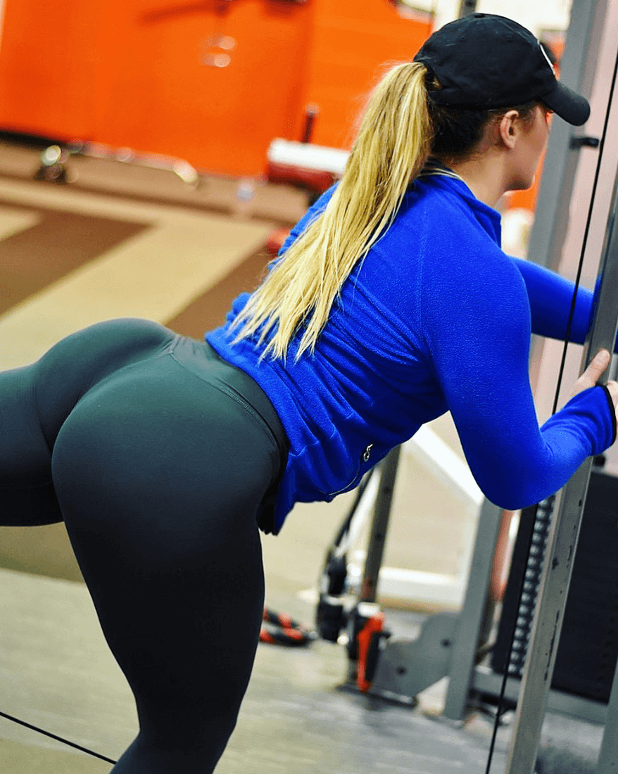 big booty yoga pants