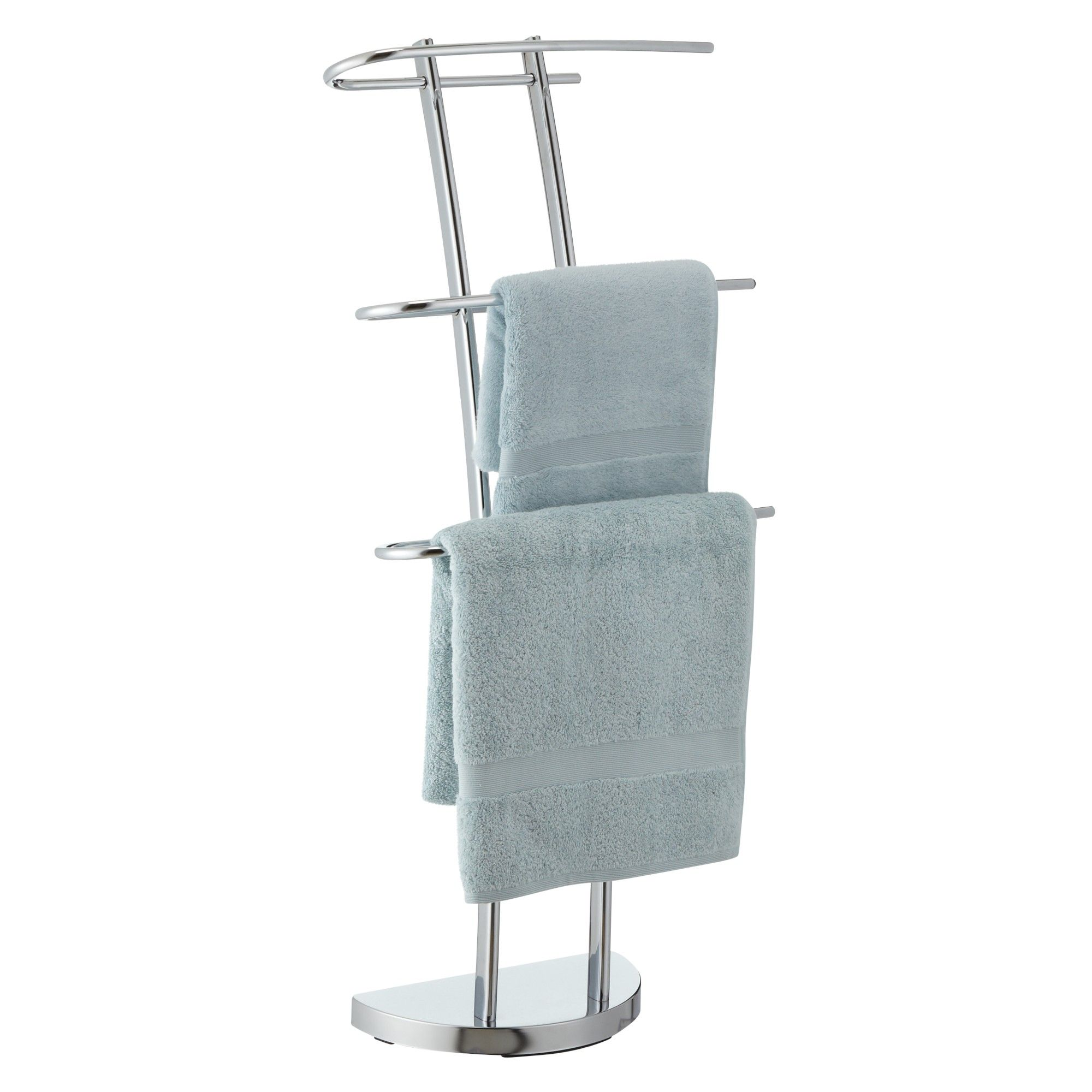 Shine 3 Arm Towel Stand | John lewis, Towels and Towel rail