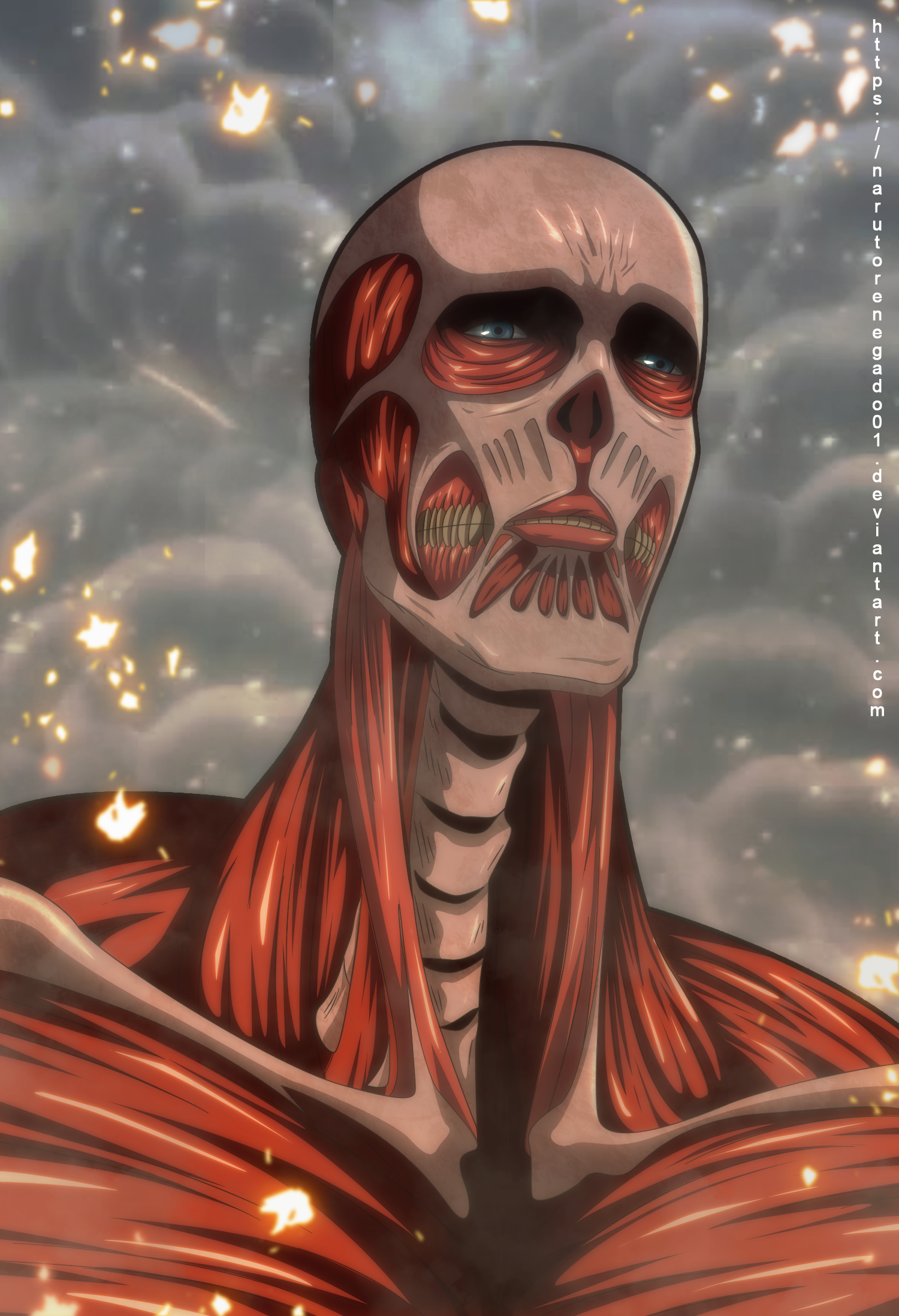 SNK Chapter 104 Attack on titan, Attack on titan anime