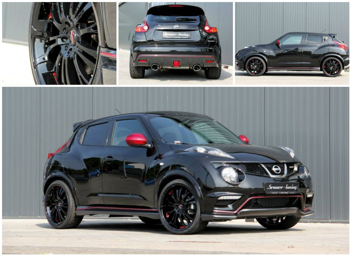 Nissan juke nismo by senner tuning little soldier
