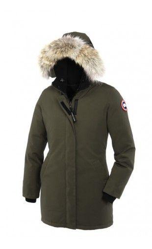 42797bb7b7bd Canada Goose Victoria Parka Military Green Women  canadagoose  victoria   parka  jacket  thanksgiving  Halloween  blackFriday