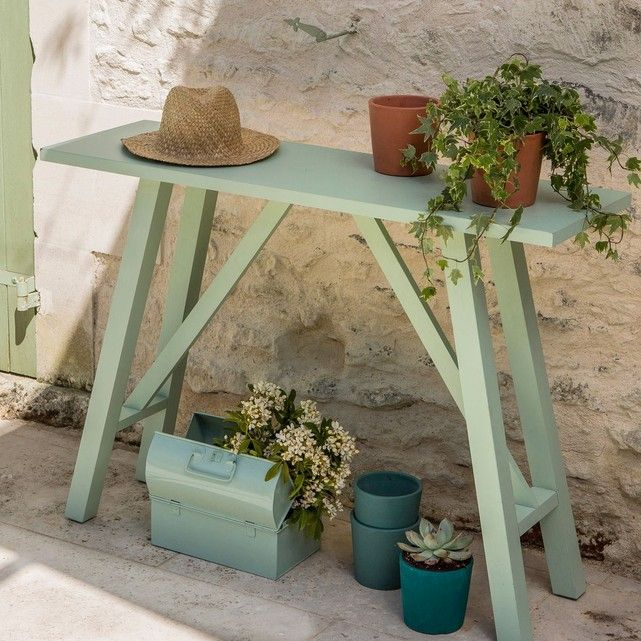 Console, Perrine La Redoute Interieurs | Outdoor areas | Table de ...