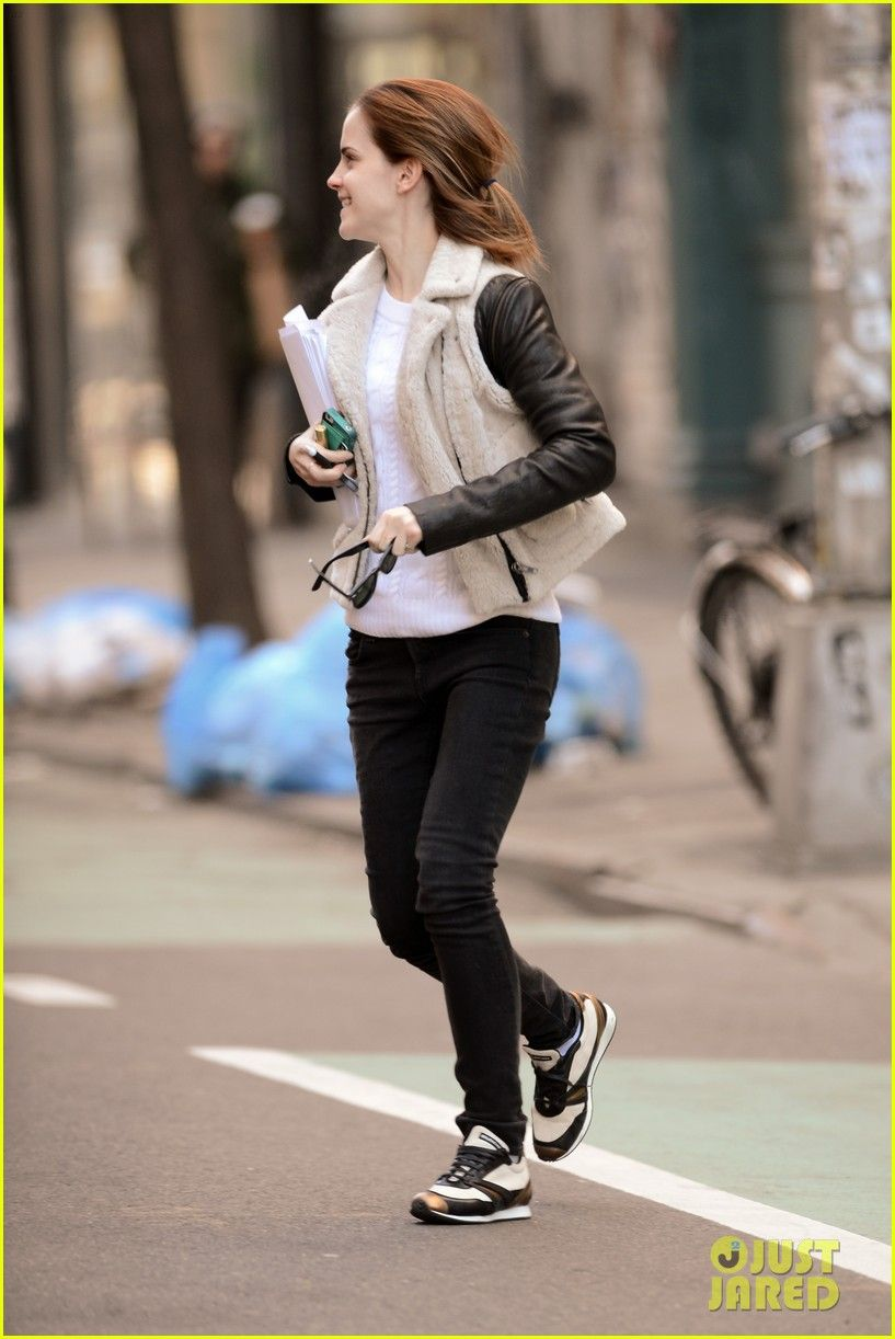 Beautiful Emma Watson Street Style Emma Watson Steps Out For Lunch Beautiful Emma Watson