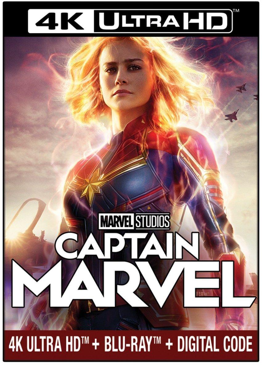 Bonus trailer captain marvel on digital tomorrow in