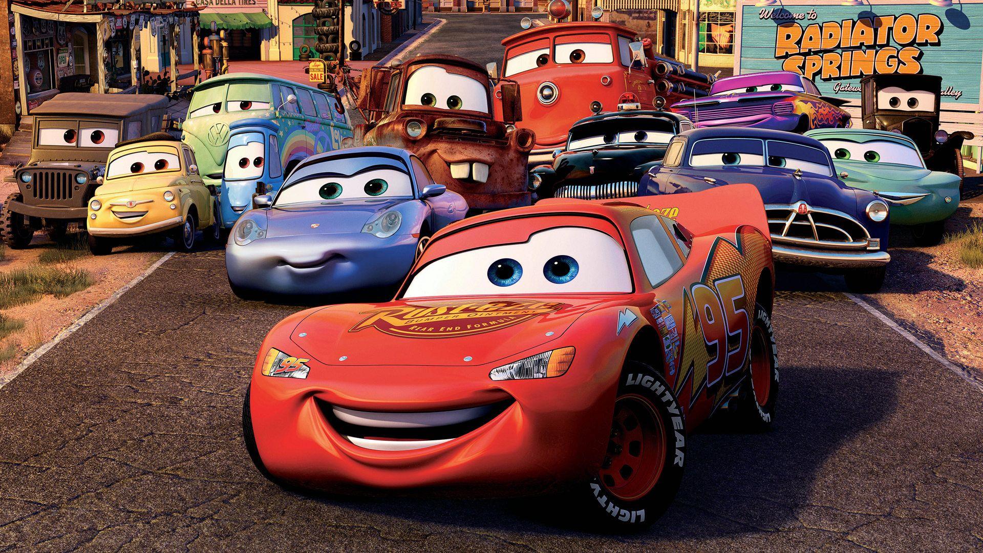 Cars The Movie Wallpaper Hd 4020 Full Hd Wallpaper Desktop