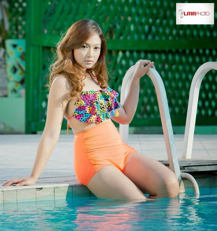 San Yati Moe Myint In 2019  Swimwear, Bikinis, Fashion-4376