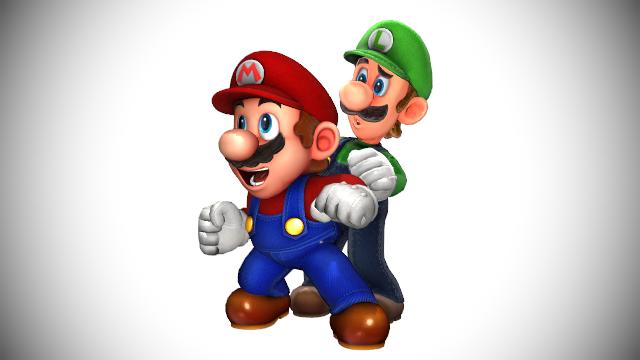 Mario And Luigi Render By Https Www Deviantart Com Hugosanchez2000 On Deviantart Mario And Luigi Mario Luigi
