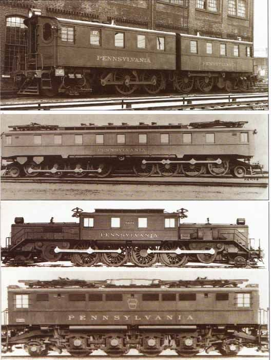 GG1: An Electric Locomotive Way Ahead of its Time