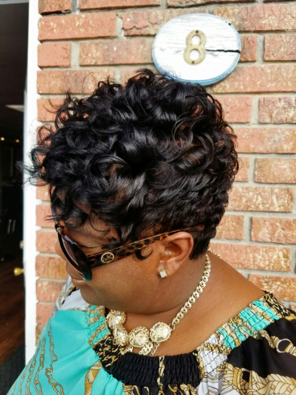 Salon Unique Jacksonville Nc Stylist Lashawn Short Cuts