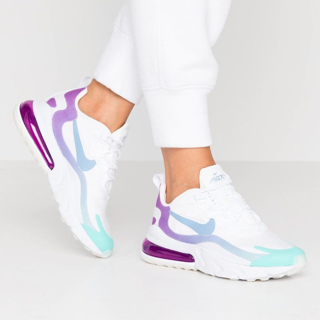 Secure This Brand New 'Iced Lilac' Air Max 270 React For £95