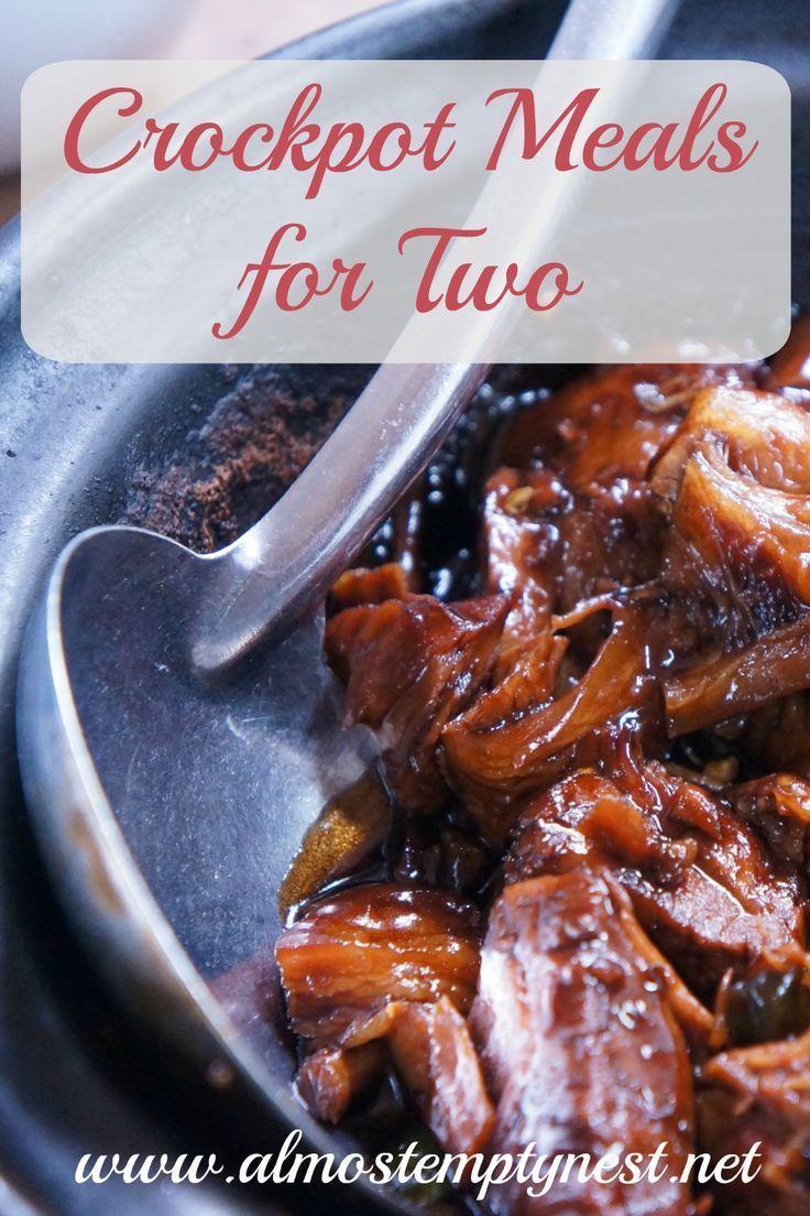 Beef Stroganoff For Two Recipe Crockpot Pinterest Crockpot