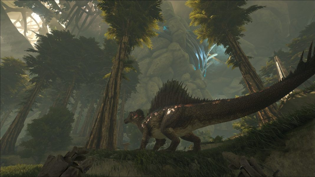 ARK Survival Evolved - Argentavis und Spinosaurus in Teil 2 der - copy ark argentavis blueprint