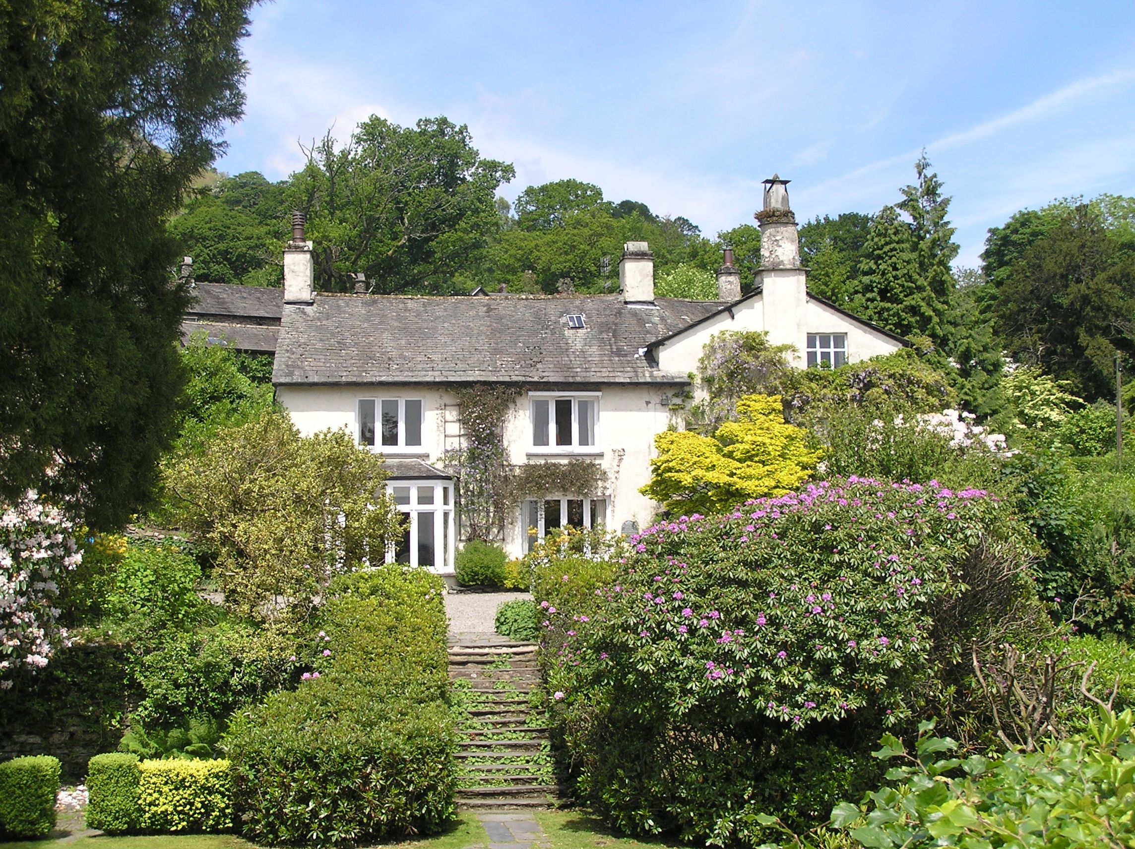Dove Cottage Home Of William Wordsworth Grasmere England Letteratura Inglese Composed Upon Westminster Bridge September 3 1802 By Summary